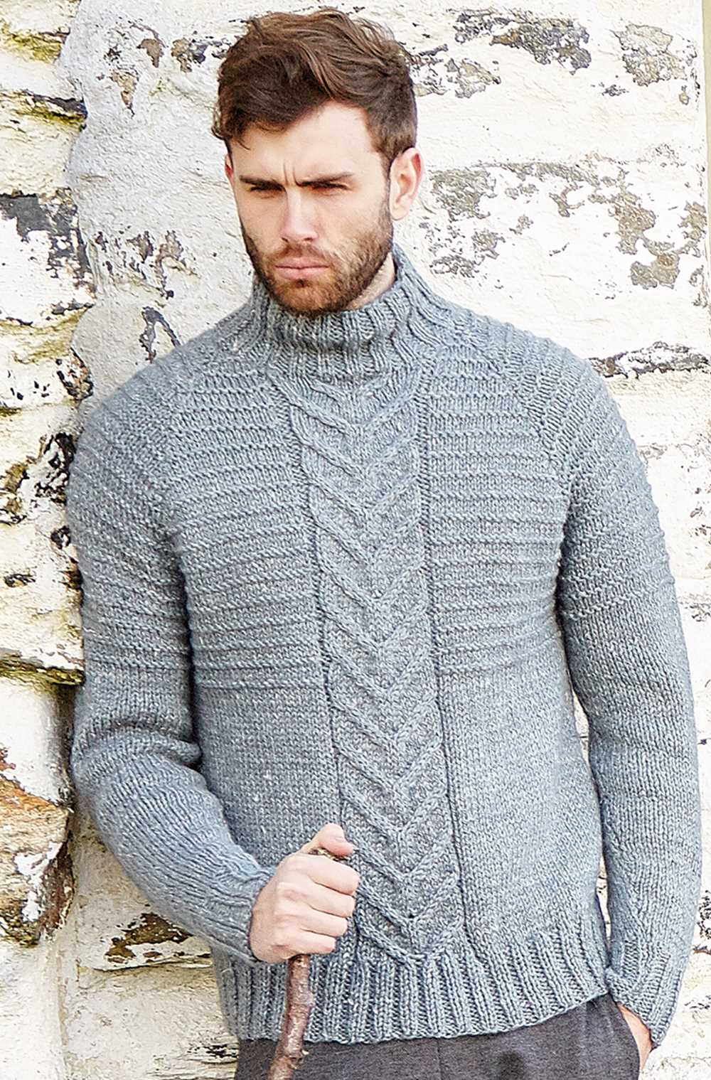 Mens Sweater Knitting Pattern Custom Design Inspiration