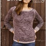 Free Knitting Pattern for a Nebraska Women's Sweater
