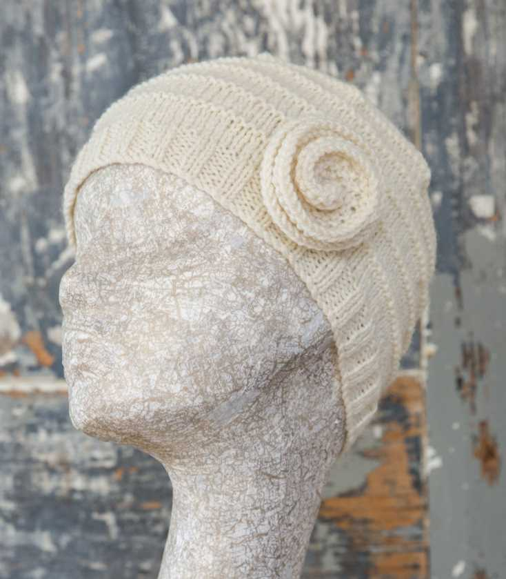 Free Knitting Pattern for a Stylish Beanie Hat