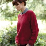Free Knitting Pattern for an Easy Classic Sweater