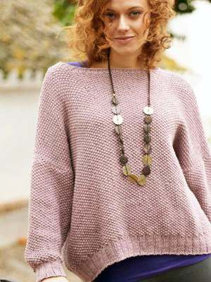 Free Easy Sweater Knitting Patterns Patterns Knitting Bee 32