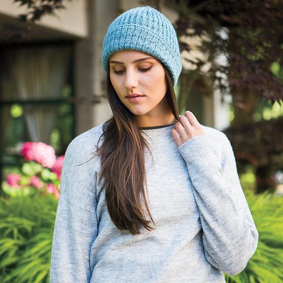 Free Knitting Pattern for Beinn Hat