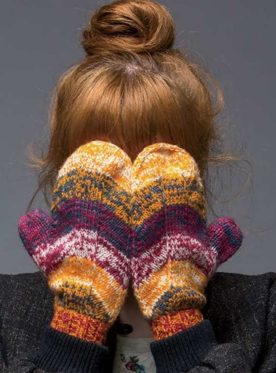Free Free Knitting Patterns For Easy Mittens Patterns Knitting