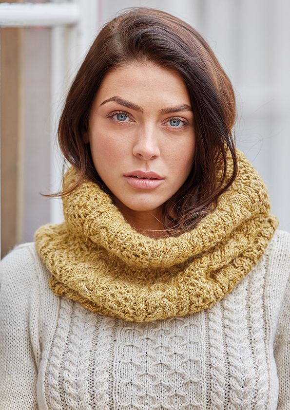 Free cowl knitting patterns with circular needles Patterns ...