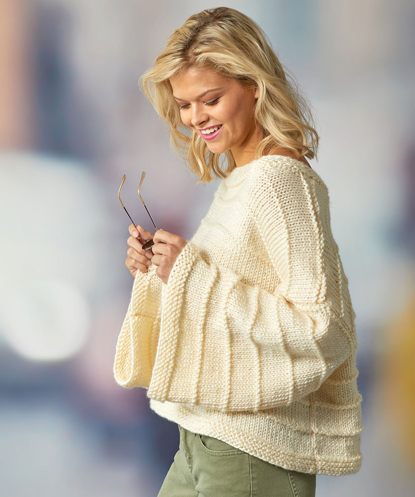 300 + Free Sweater Knitting Patterns You Can Download Now! (331 free ...