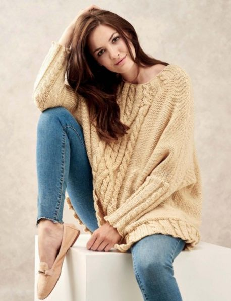 Free Aran Patterns Knitting Bee 154 Free Knitting Patterns