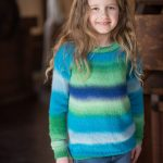 Free Knitting Pattern for an Easy Child's Sweater
