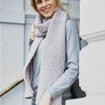 Free Knitting Pattern for an Easy Garter Stitch Scarf