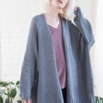 Free Knitting Patterns for Ava a One Size Fits All Cardigan