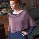 Free Knitting Patterns for a Simple Poncho Nette