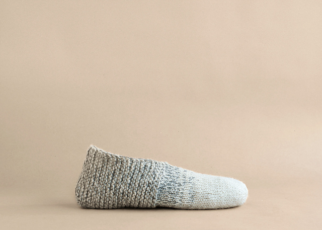 Free Knitting Patterns for Simple House Slippers
