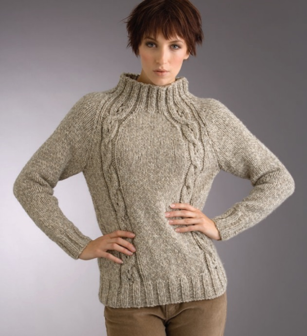400 + Free Sweater Knitting Patterns You Can Download Now ...