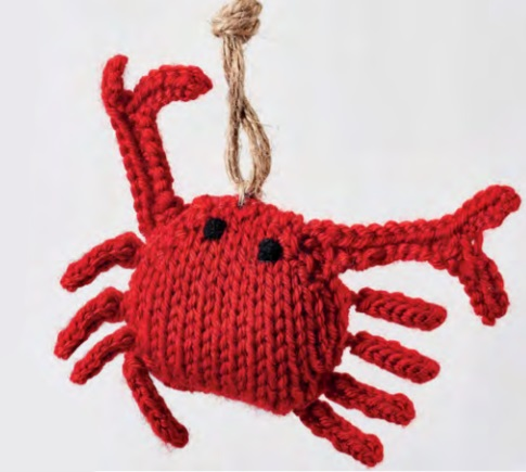 Free Knitting Pattern For A Nautical Nursery Mobile