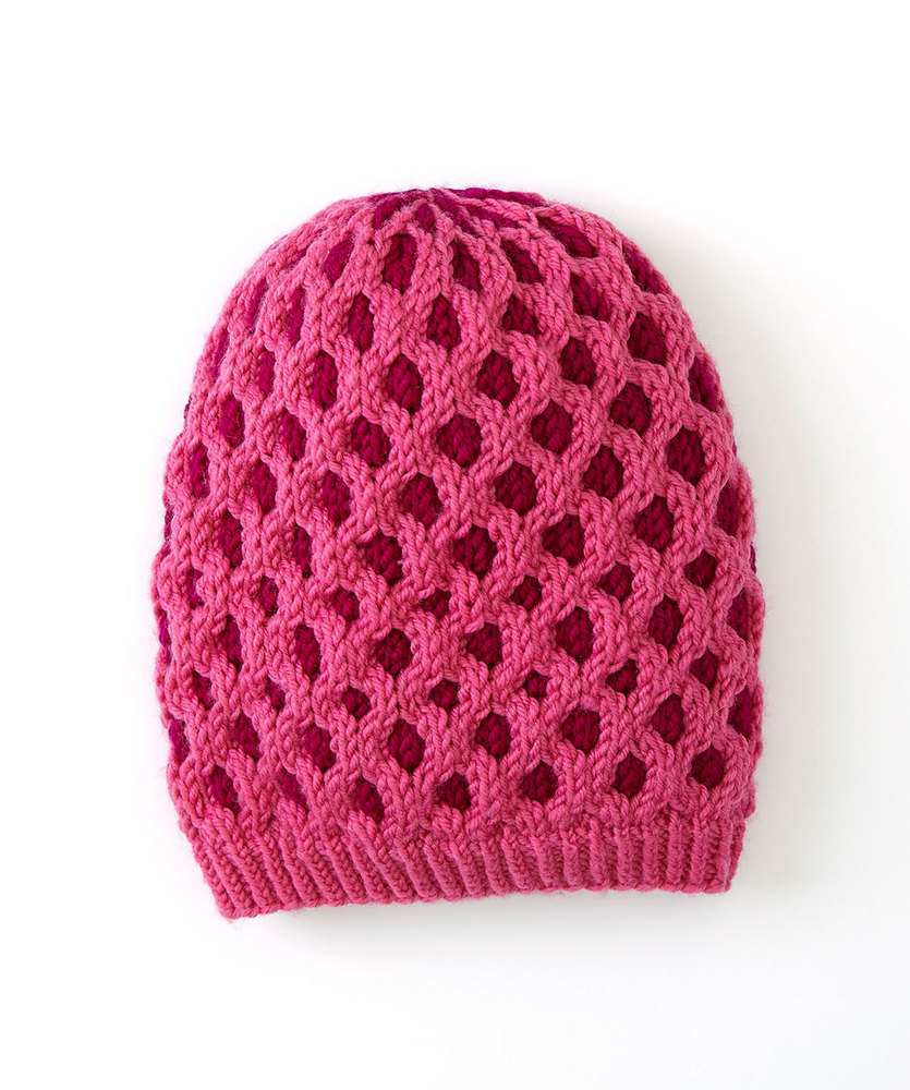 Free Knitting Pattern For A Capriciously Chic Hat