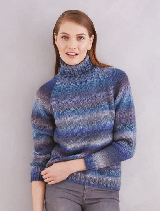 Free knitting pattern for beginners pullover