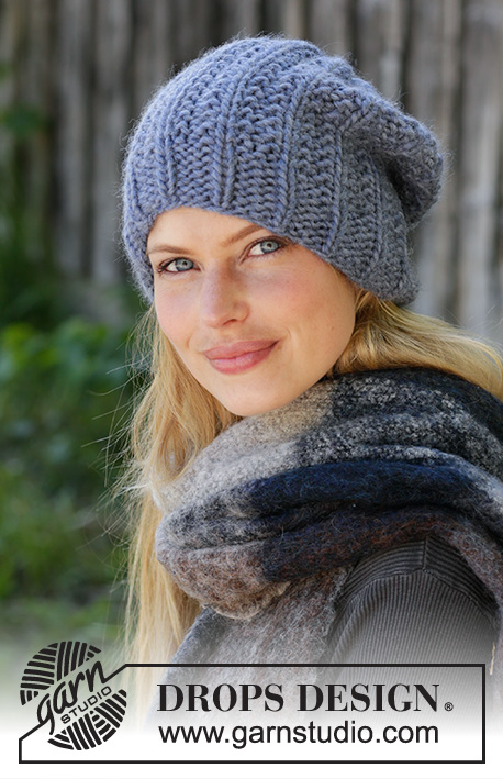 Free Knitting Pattern for a Slouchy Textured Stitch