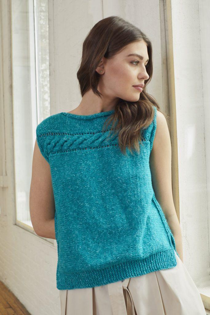 200+ Free Tops Knitting Patterns You\'ll Love Knitting (204 free ...