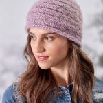 Free Knitting Pattern for a Cozy Style Knit Hat