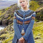 Free Knitting Pattern for a Petrine Cardigan
