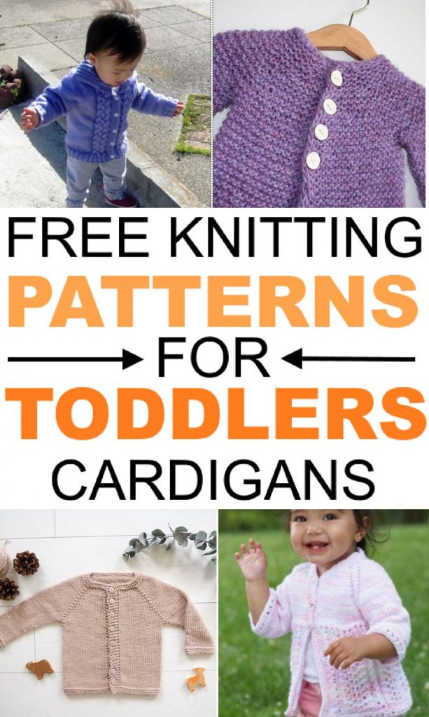 190+ Free Baby Cardigan Knitting Patterns You\'ll Adore! (225 free ...