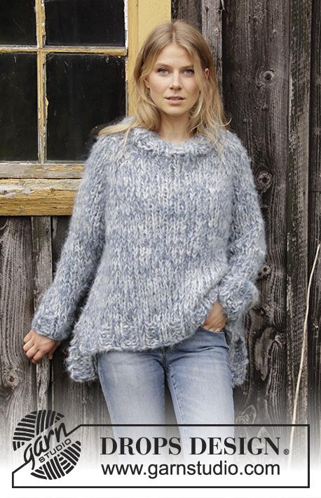 Free Oversized Sweater Knitting Patterns Patterns Knitting Bee
