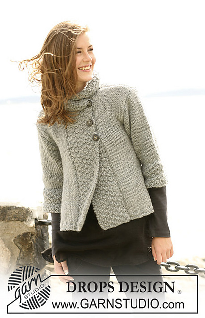 Free Knitting Patterns for Ladies Jackets