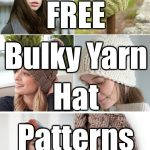 Free Bulky Yarn Hat Patterns to Knit