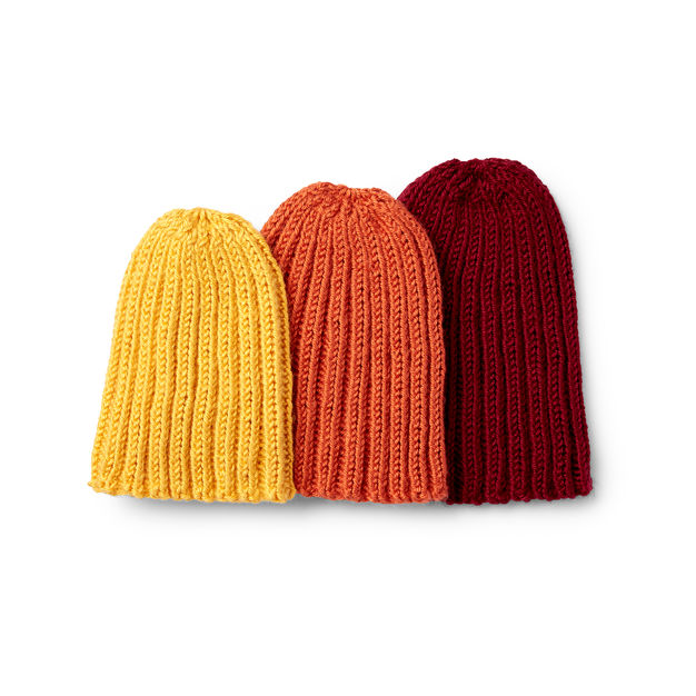 Free Knitting Pattern for a Hat to Suit Anyone in the Family