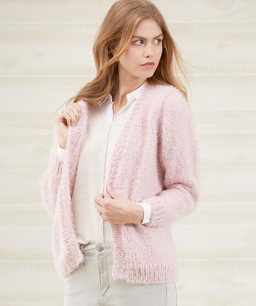 Free bulky yarn cardigan patterns Patterns ⋆ Knitting Bee ...