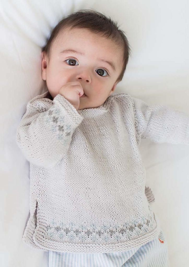 Free Baby Sweater Knitting Patterns