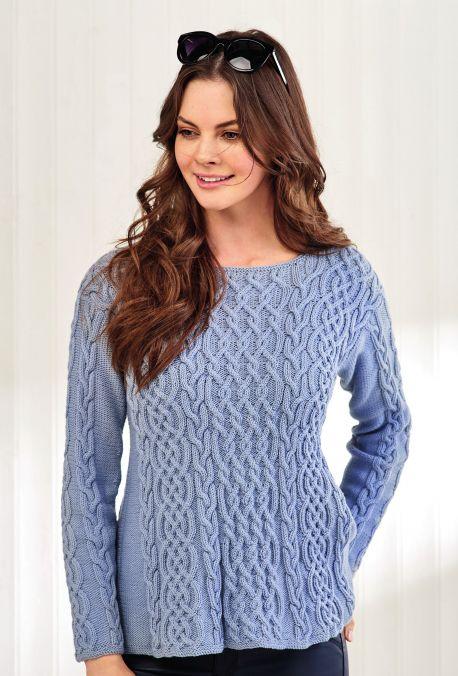 Free Aran Cardigan Knitting Patterns Uk