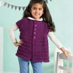 Free Pattern for a Chic Girly Knit Cardigan