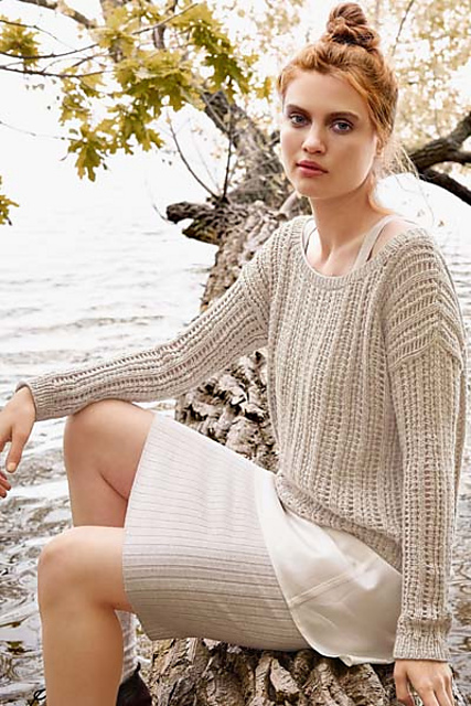 free knitting patterns for cotton sweaters