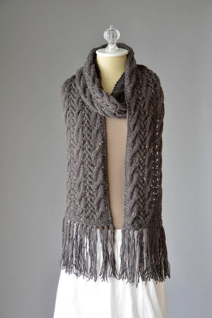 10+ Free Scarf Knitting Patterns pdf
