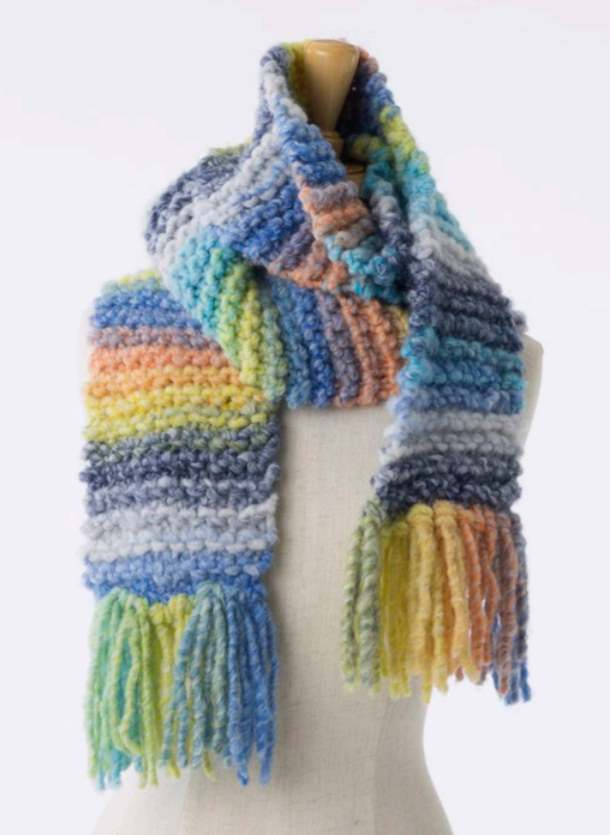 17 Free Scarf Knitting Patterns Australia To Download