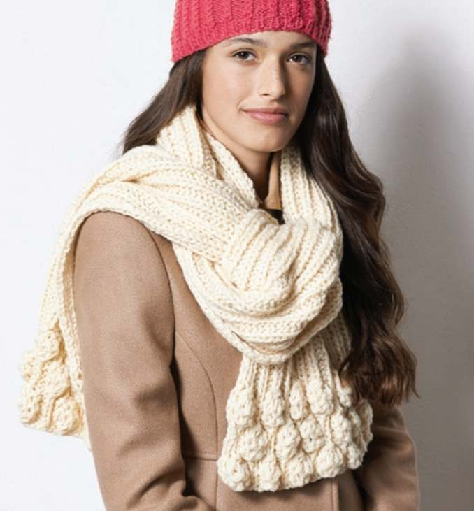 Free Scarf Knitting Patterns Australia cleckheaton