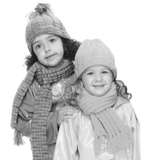Free Scarf Knitting Patterns Australia for kids