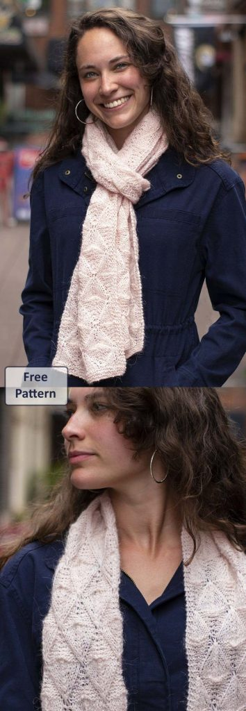 Free Scarf Knitting Patterns pdf