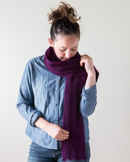 Free Scarf Knitting Patterns with pdf