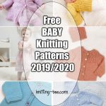 Free Baby Knitting Patterns 2019/2020