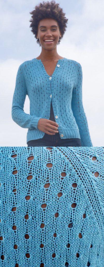 Free modern women's knitting patterns