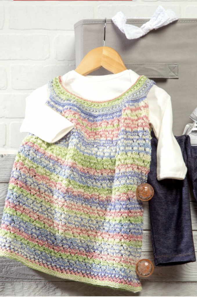 New and Free Baby Knitting Patterns 2019/2020 - Knitting Bee