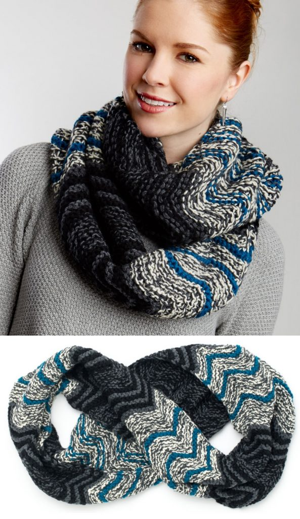 35+ Free Scarf Knitting Patterns for 2020