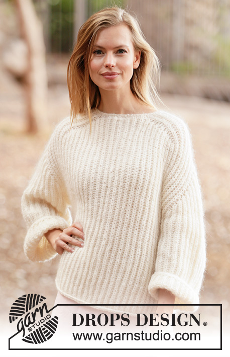 Free and easy sweater knitting pattern