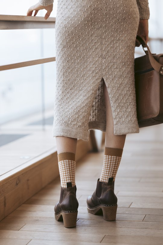 Free Long Pencil Skirt Knitting Pattern