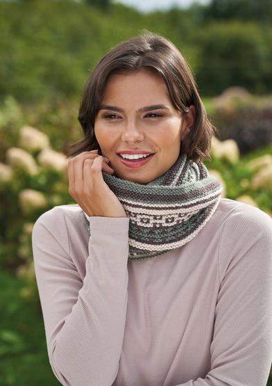 Free cowl knit pattern 2020