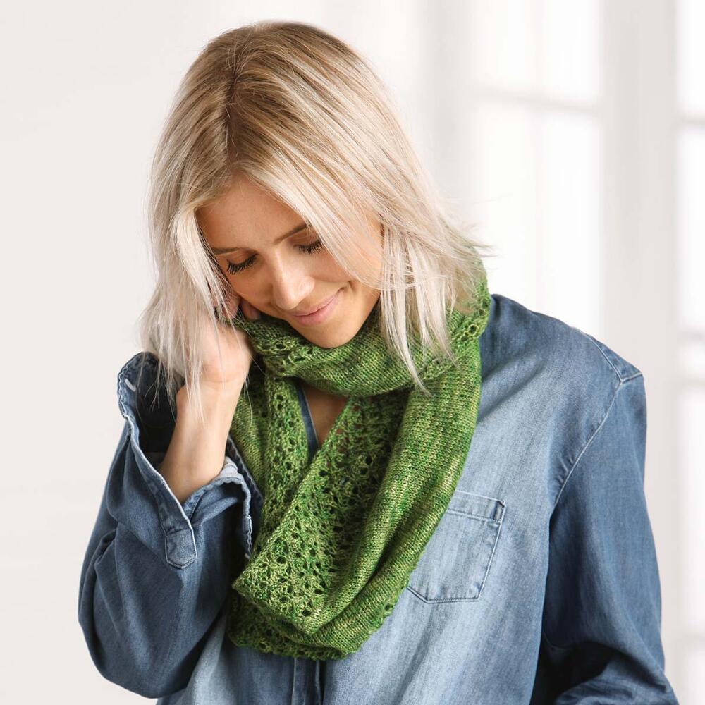 Cecelia Cowl Knit Pattern Free Download