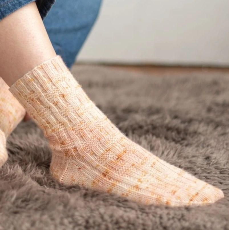 Free knitting pattern for socks 2020