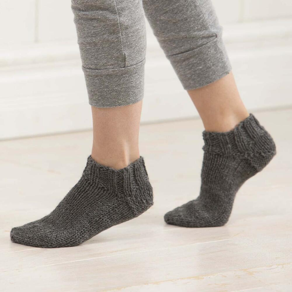 Homey House Socks Knit Pattern Free Download