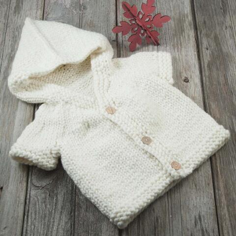 Snowball Cardi Knit Pattern Free Download